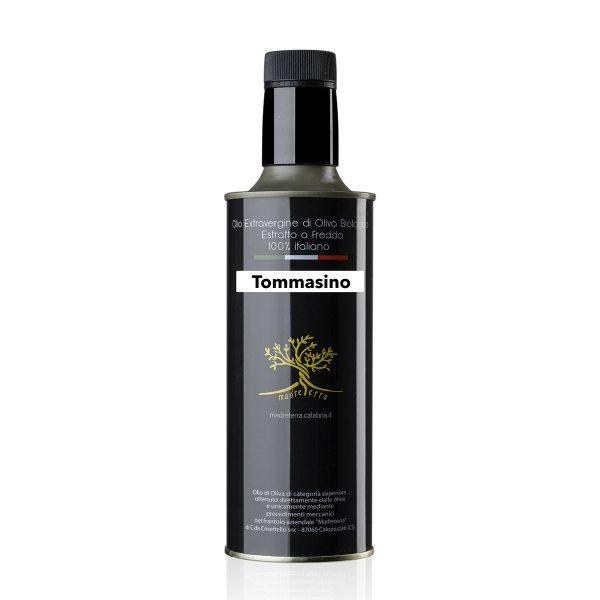 olio extravergine di oliva tommasino