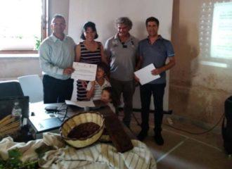 """1° classificato: Az. Agr. MADRETERRA di Edoardo Giudiceandrea di Calopezzati (CS) con l'olio """"Tommasino"""""""